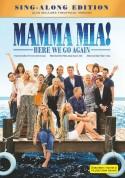 Mamma Mia! Štai ir mes DVD