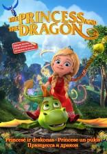 Princesė ir drakonas DVD