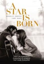 Taip gimė žvaigždė DVD