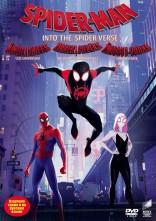 Žmogus-Voras: Į naują visatą DVD