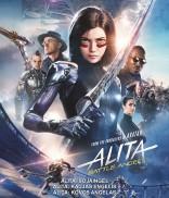 Alita: kovos angelas Blu-ray
