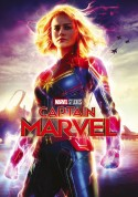 Kapitonė Marvel DVD