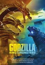 Godzila 2: monstrų karalius DVD