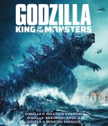 Godzila 2: monstrų karalius Blu-ray + 3D