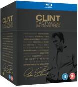Clint Eastwood 20 filmų kolekcinis leidimas Blu-ray