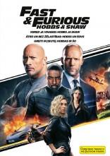 Greiti ir įsiutę: Hobsas ir Šo DVD