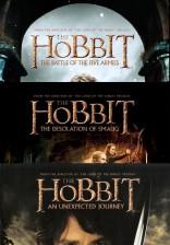 Hobitas: Trilogija DVD rinkinys