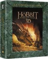Hobitas: Smogo Dykynė Blu-ray+3D EXTENDED
