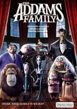 Adamsų šeimynėlė DVD