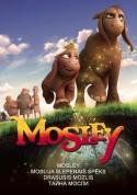Drąsusis Mozlis DVD