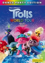 Troliai 2 DVD