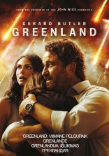 Grenlandija: išlikimas DVD