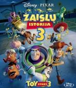 Žaislų istorija DVD