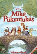 Mikė Pūkuotukas DVD