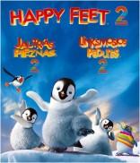 Linksmosios pėdutės Blu-ray