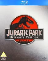 Juros periodo parkas. Trilogija Blu-ray
