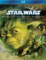 Žvaigždžių karai I-III epizodai (1999-2005) Blu-ray