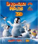 Linksmosios pėdutės 3D Blu-ray