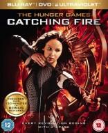 Bado žaidynės. Ugnies medžioklė Blu-ray/DVD