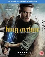 Karalius Artūras. Kalavijo legenda Blu-ray