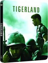 Tigrų šalis Steelbook Blu-ray