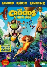 Krudžiai 2. Naujasis amžius DVD