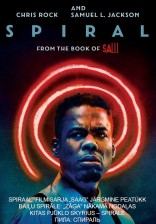 Spiralė. Kitas Pjūklo skyrius DVD