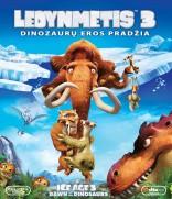 Ledynmetis 3. Dinozaurų eros pradžia Blu-ray