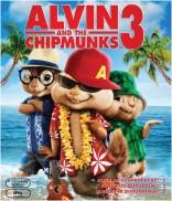 Alvinas ir burundukai 3 Blu-ray