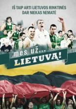Mes už Lietuvą DVD