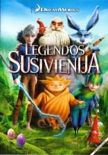 Legendos susivienija DVD