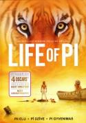 Pi gyvenimas DVD