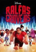Ralfas griovėjas DVD