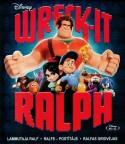 Ralfas griovėjas Blu-ray