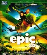 Paslaptinga karalystė 3D Blu-ray