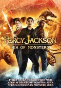 Persis Džeksonas: Monstrų jūra DVD