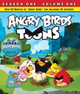 Angry Birds Toons 1 - 1 Blu-ray