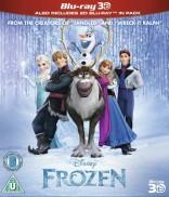 Ledo šalis Blu-ray + 3D