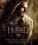Hobitas: Smogo Dykynė Blu-ray+3D