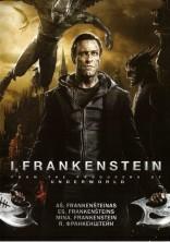 Aš, Frankenšteinas DVD