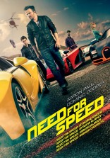 Need for speed. Ištroškę greičio DVD