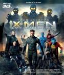 Iksmenai: Praėjusios ateities dienos Blu-ray + 3D
