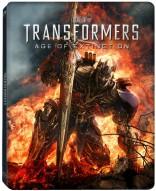 Transformeriai: išnykimo amžius Blu-ray + 3D
