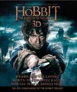 Hobitas: Penkių armijų mūšis Blu-ray + 3D