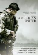 Amerikiečių snaiperis DVD