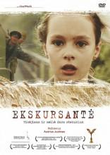 Ekskursantė DVD