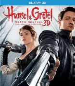 Jonukas ir Grytute: raganų medziotojai Blu-ray 3D