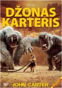 Džonas Karteris DVD