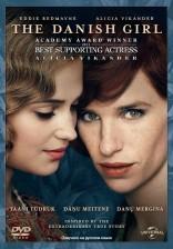 Danų mergina DVD