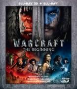 Warcraft: pradžia Blu-ray + 3D